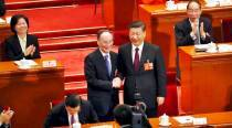 'Mr. Fix-It': China's new Vice President Wang Qishan has tackled thorniest of crises