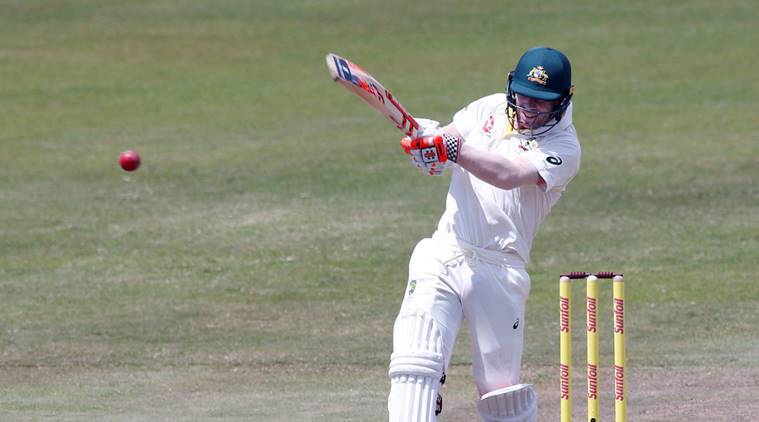 Australia build lead but lose wickets against South Africa