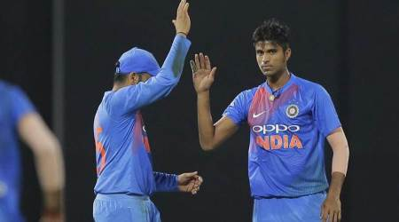 Nidahas Trophy: Tracing Washington Sundar's baby steps