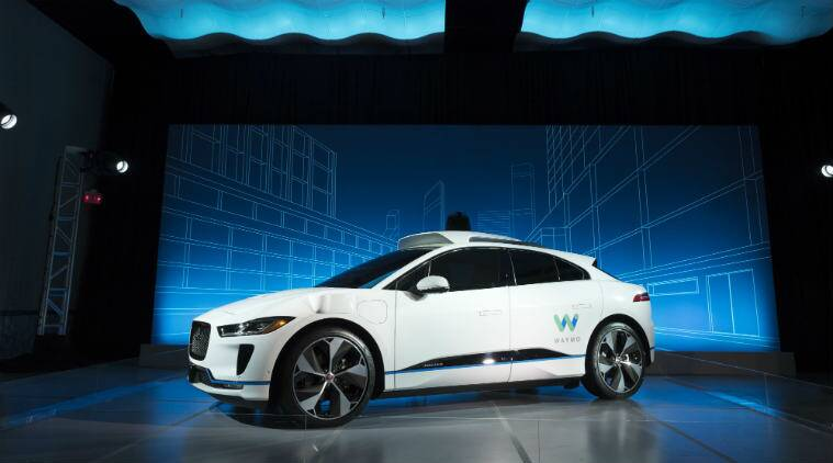 Waymo Jaguar deal, electric vehicles, Waymo robotic taxi service, Jaguar I-Pace cars, self driving cars, Uber, CEO John Krafcik, Lyft, autonomous technology