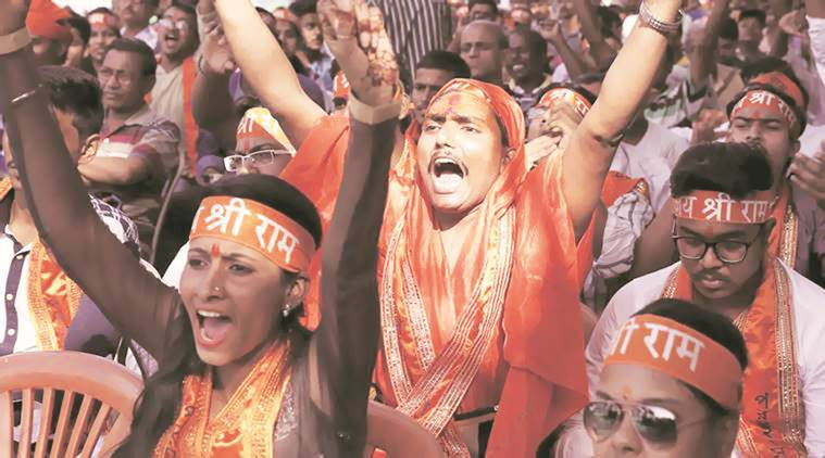 TMC, saffron groups now gear up for Hanuman Jayanti; police to be on toes