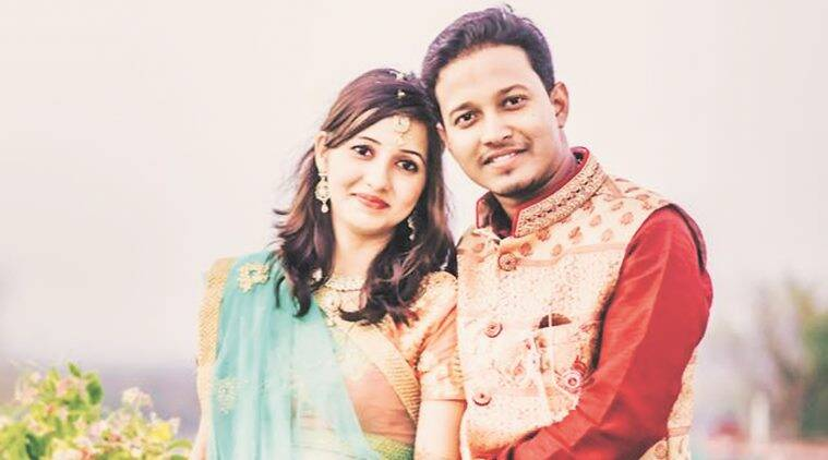 Wedding Gift Explosion Killed Husband Wife Remains In The