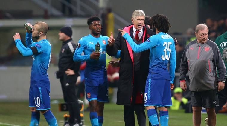 Arsene Wenger relieved with win in Milan after nightmare week