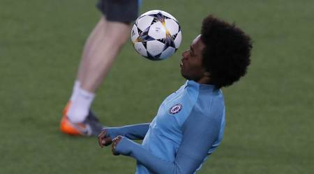 Champions League: 'Perfect job' needed for Chelsea against Barcelona, says Willian