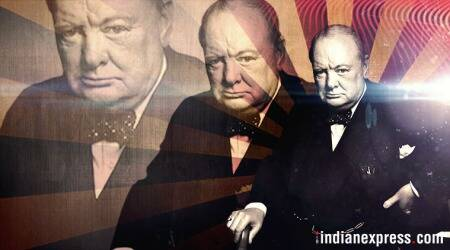 Winston Churchill, Gary Oldman, Darkest hour, Darkest hour movie, Darkest hour oscars, Shashi Tharoor, Shashi Tharoor on Winston Churchill, Indian Express