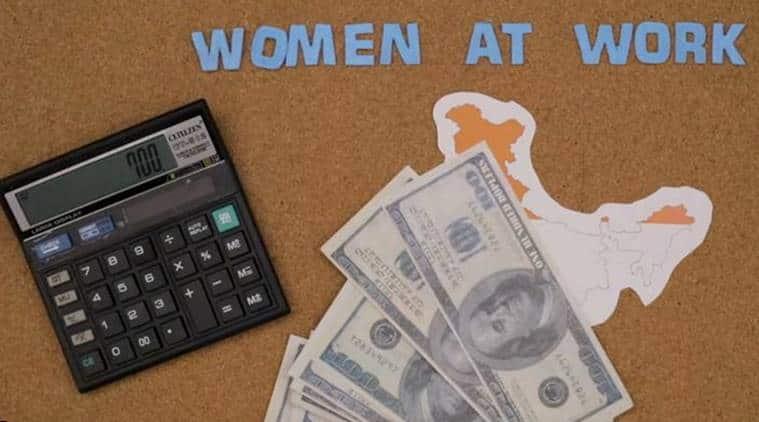viral video, women at woke place