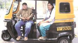 How India Travels: What it is like to be a (lady) auto-rickshaw driver in Mumbai