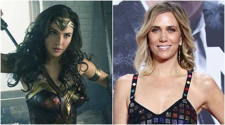 Kristen Wiig will star alongside Gal Gadot in the Wonder Woman sequel