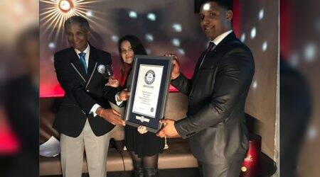 Indian-origin woman creates Guinness Record for buying most expensive shot of cognac