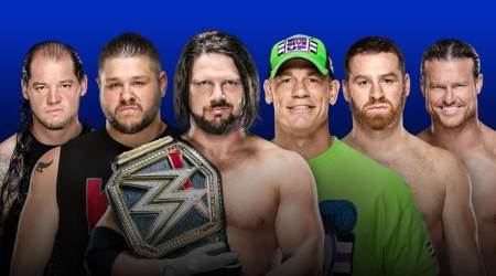 WWE Fastlane 2018 Match Card: When and where to watch WWE Fastlane, TV channel, live streaming