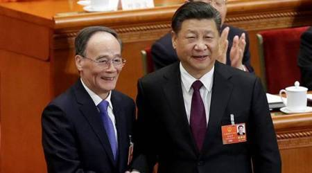 Xi Jinping starts second term as China's president