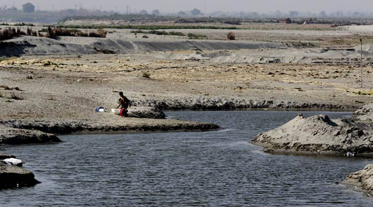 Yamuna sand mining: Licensed firms flouting norms, DJB told