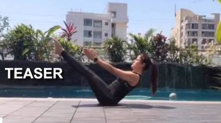WATCH: Yasmin Karachiwala takes the Pilates challenge a notch higher with thisexercise