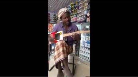 VIDEO: This Yemeni man's 'diesel can' musical instrument takes the Internet by storm