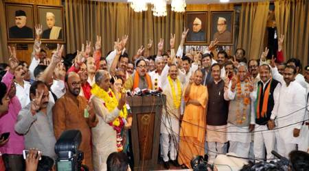 Rajya Sabha Election Result 2018: 'Major victory for BJP in UP', says CM Yogi Adityanath on bagging nine out of 10 seats