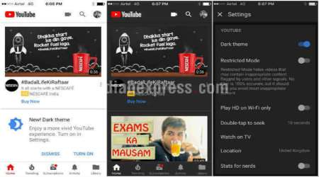 YouTube 'dark' mode arrives on iOS devices: Here's how to enable it