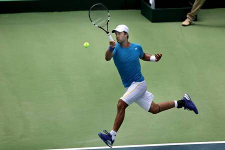 Yuki Bhambri knocked out of Busan Open in second round