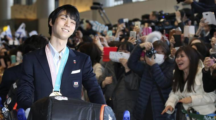 Double Winter Olympic champion Yuzuru Hanyu to not defend