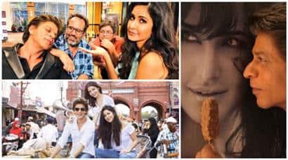 Zero stills Shah Rukh Khan Katrina Kaif, Anushka Sharma film