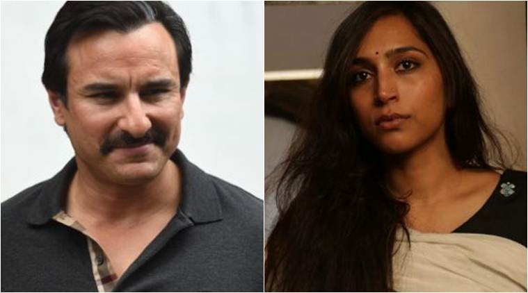 zoya hussain to star with Saif Ali Khan in next untitled project