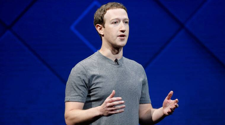"""Mark Zuckerberg said Facebook executives """"have some sense of the different things that we need to get in front of."""""""