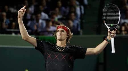 Alexander Zverev rolls into Miami Open final, will battle JohnIsner