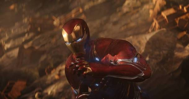 Robert Downey Jr will again play Iron Man in Avengers: Infinity War
