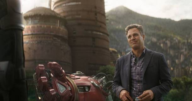 Mark Ruffalo as Hulk will return in Avengers: Infinity War