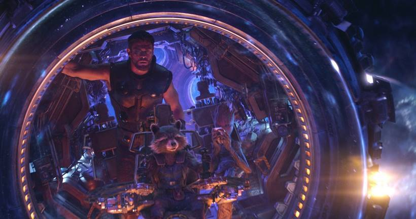 Thor and Guardians of the Galaxy will form one team in Avengers: Infinity War