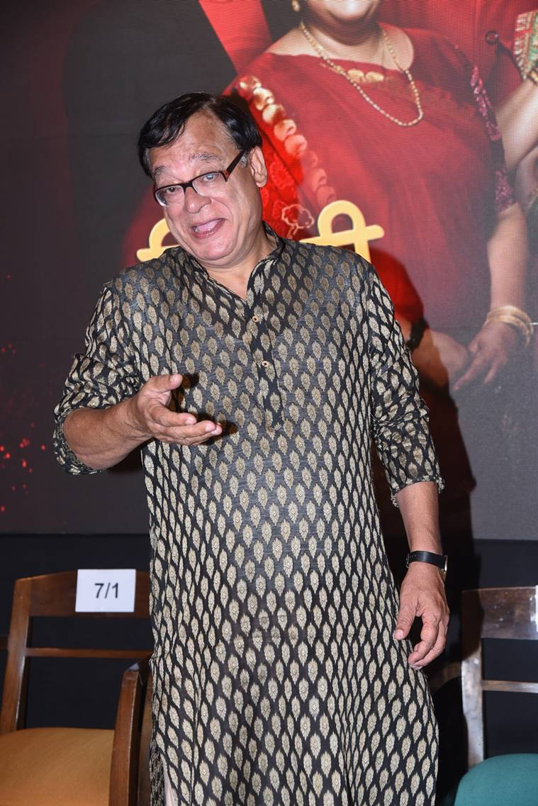Rajeev Mehta plays Praful in Khichdi