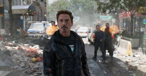Iron Man and Doctor Strange will return in Avengers Infinity War