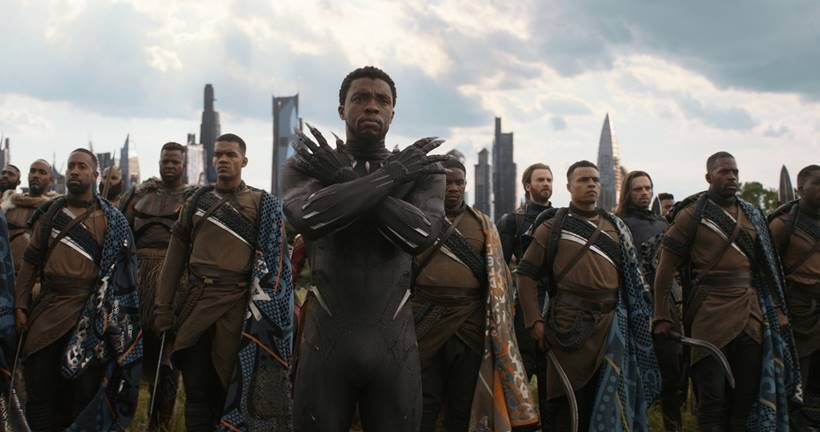 Chadwick Boseman as Black Panther will return in Avengers: Infinity War