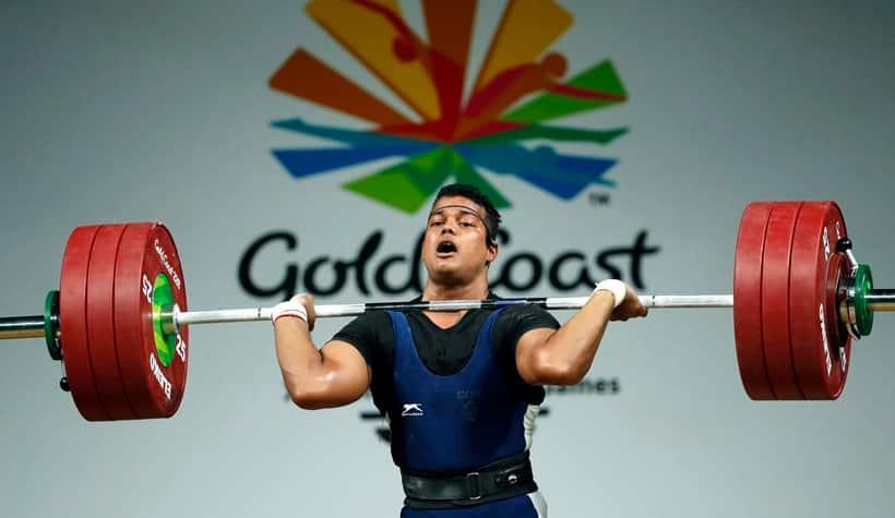 CWG 2018 Medal India RV Rahul