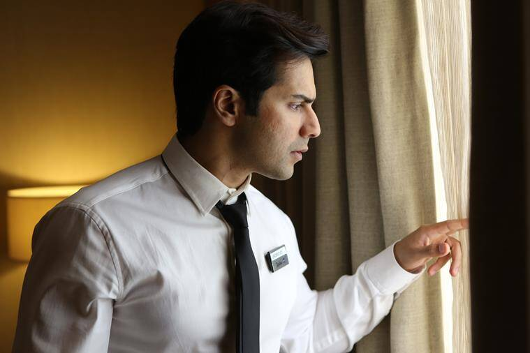 varun dhawan on shoojit sircar film October
