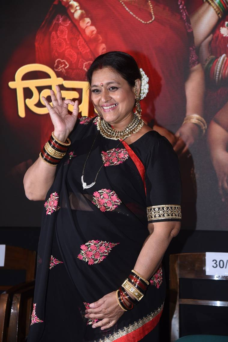 Supriya Pathak plays Hansa in Khichdi