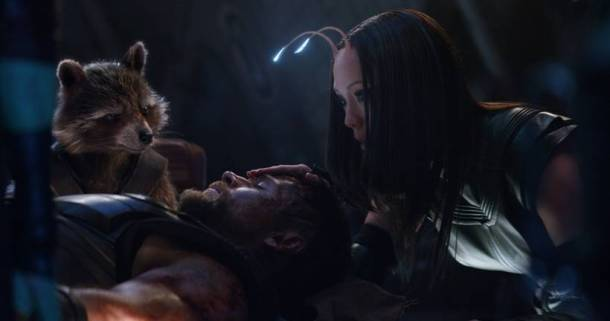 Thor will meet Guardians of the Galaxy in Avengers: Infinity War