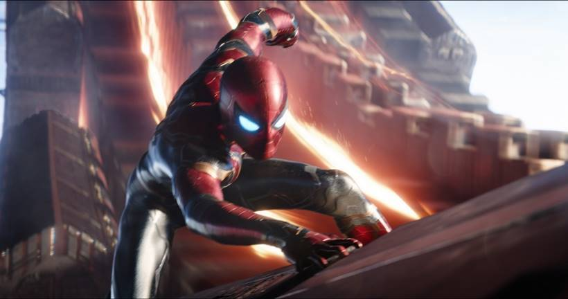 Tom Holland as Spider-Man will return in Avengers: Infinity War