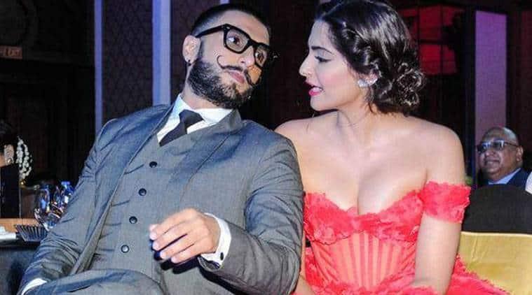 Sonam Kapoor and Ranveer Singh photos