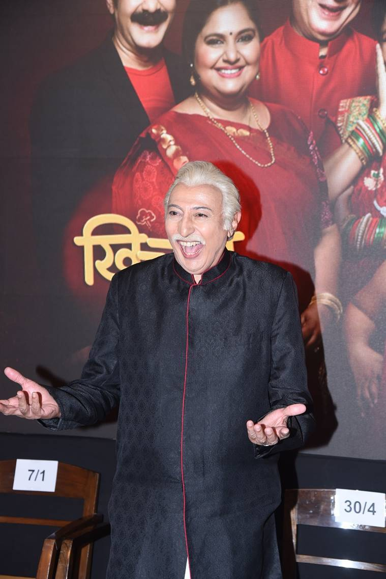 Anang Desai at Khichdi launch