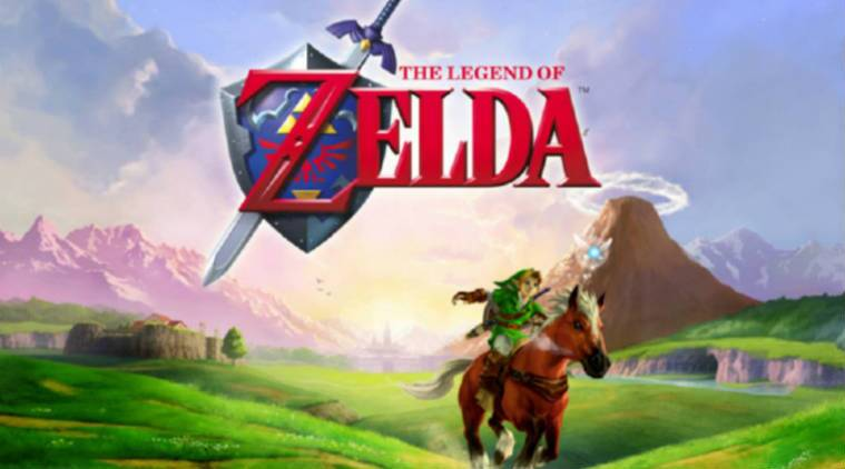 The Legend of Zelda: Ocarina of Time, sonic the hedgehog, Hudson's Adventure Island, Disney's Aladdin, Midtown Madness, games, ios, android