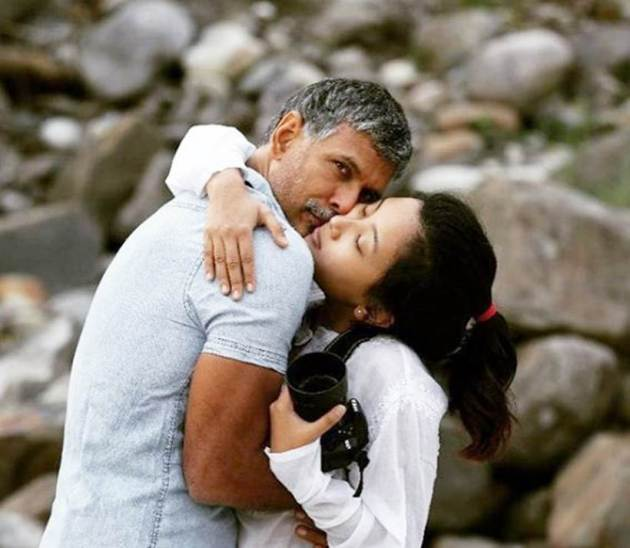 milind soman and ankita konwar are set to tie the knot today