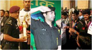Sports stars, other than MS Dhoni, who have held positions in Indian armedforces