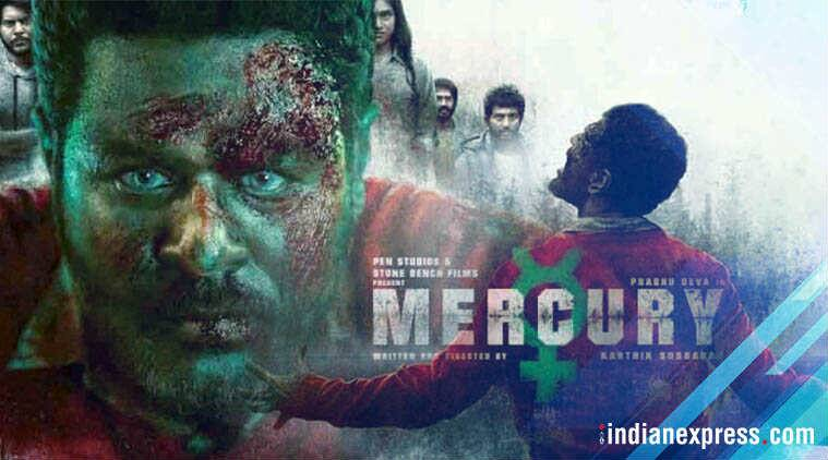 Mercury is a silent thriller