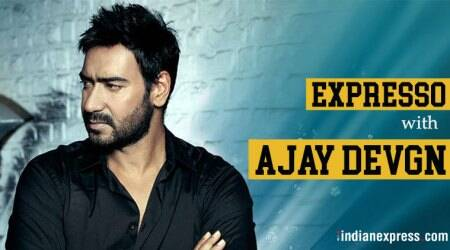 Expresso Season 2, Episode 1: You need to believe in yourself and not cheat yourself, says Ajay Devgn