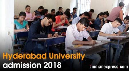 Hyderabad University admission 2018: Application process begins, six new courses included