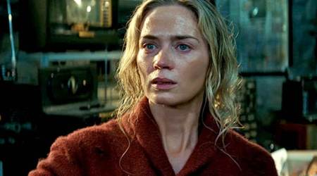 A Quiet Place movie review: Emily Blunt
