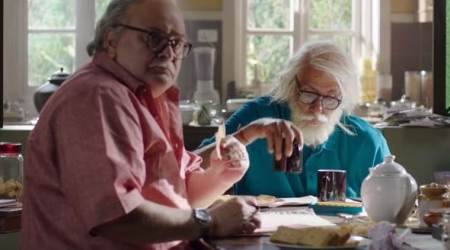 102 Not Out song Bachche Ki Jaan: This Amitabh Bachchan and Rishi Kapoor track is breezy