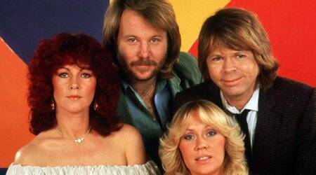 ABBA records first new material in 35years