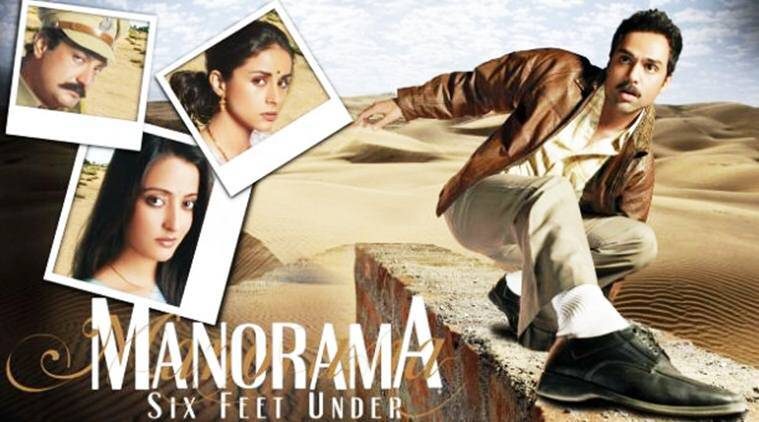 Abhay Deol's Manorama Six Feet Under