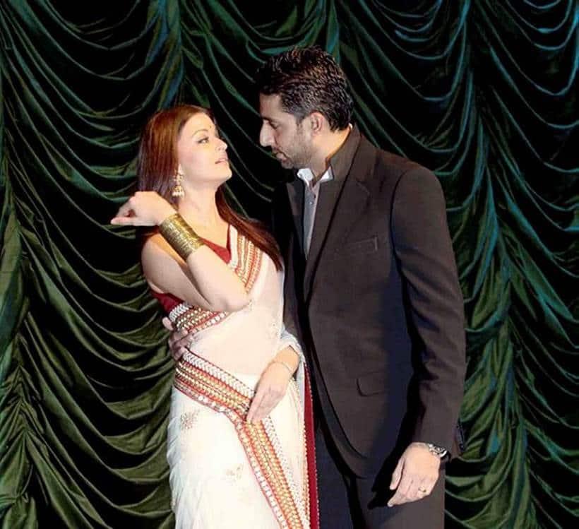 abhishek bachchan photos with wife aishwarya rai